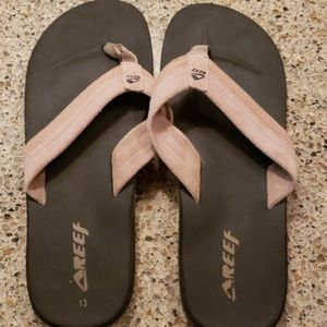Men's Reef flip sided flops